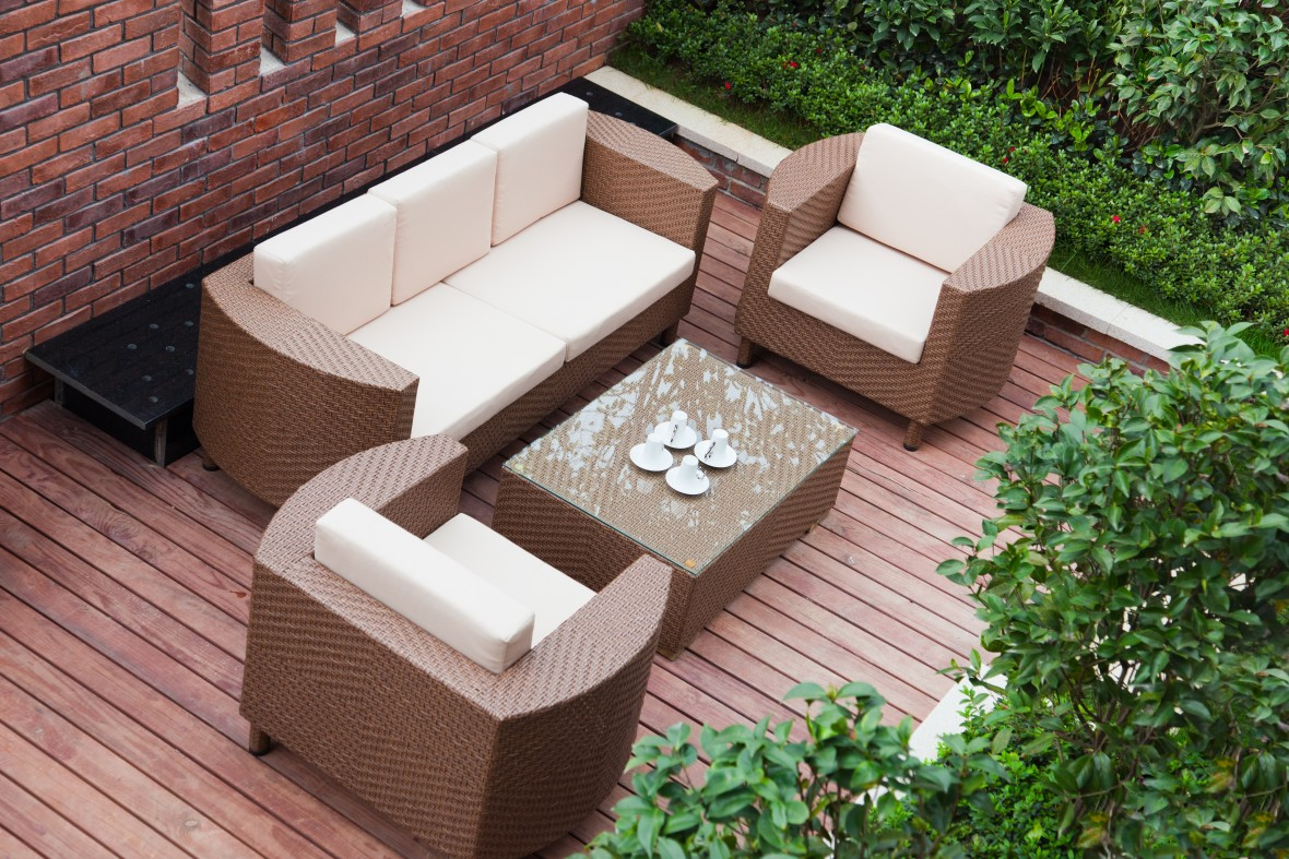 Outdoor furniture has never been better.